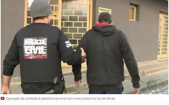 Policial Civil faz operação de combate à pedofilia e prende empresário