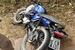 Acidente grave entre Itajubá e Piranguçu