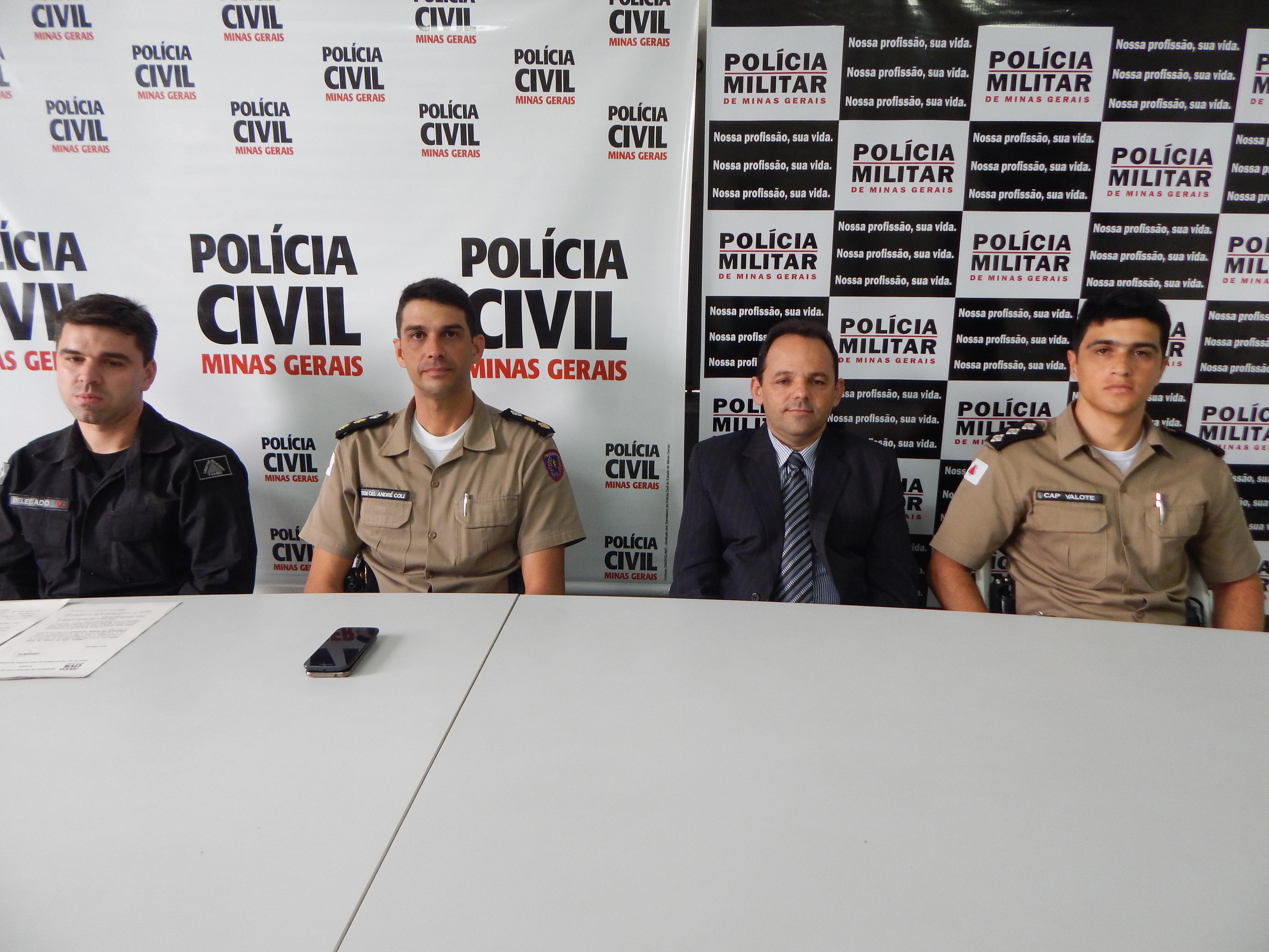 Operação ?242 anos da Polícia Militar? prende sete suspeitos de homicídio