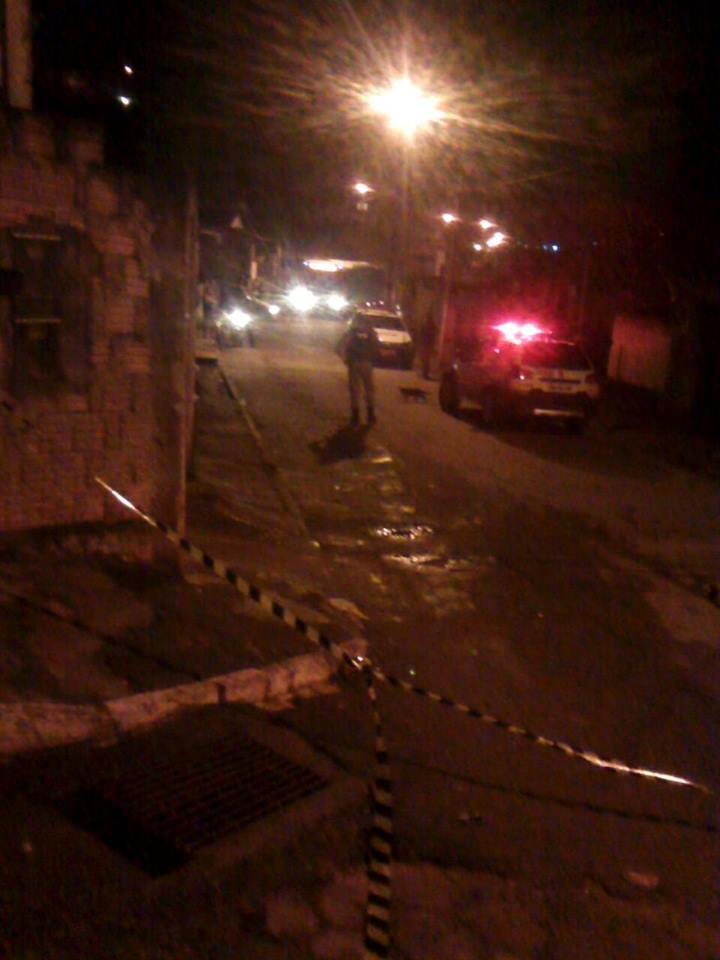 Jovem assassinado em Itajubá