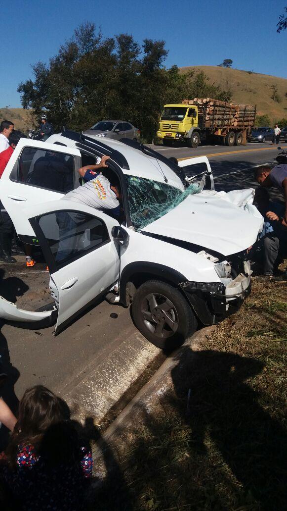 BR 459 - Mais um grave acidente