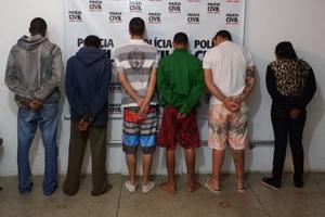 Polícia Civil faz nova operação e prende sete