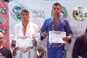 Breno continua trazendo prêmios para Itajubá